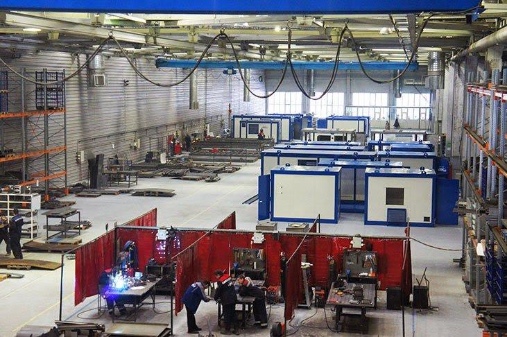 Шесть компаний Ярославской области оптимизируют свои производства