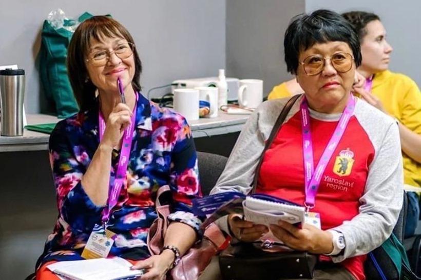 Ярославские «серебряные» волонтеры стали участниками всероссийской обучающей стажировки