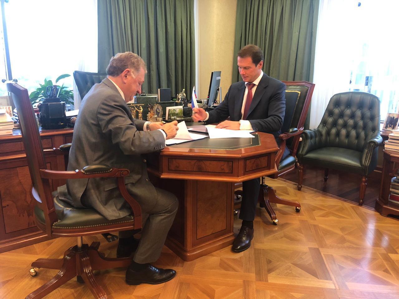 Российско-Сингапурский деловой совет окажет содействие в продвижении ярославской продукции на рынки стран АСЕАН