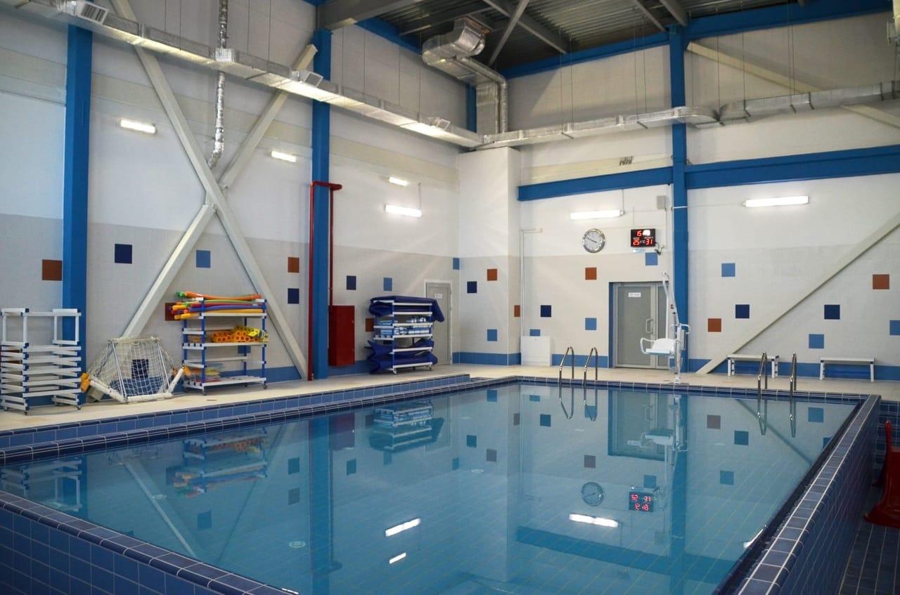 Новый спортивный комплекс в Угличе начинает работу