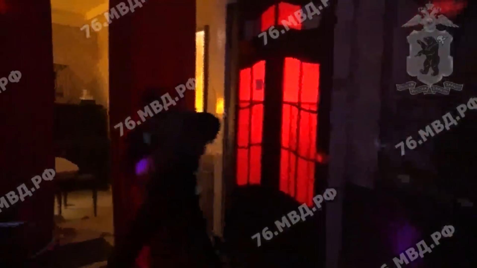 Полиция в Ярославле пресекла работу притонов, занимающихся проституцией