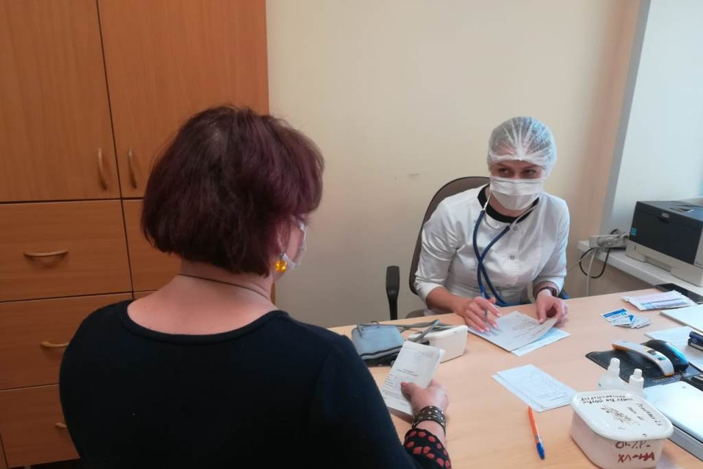В Ярославской области начинается вакцинация добровольцев от коронавируса