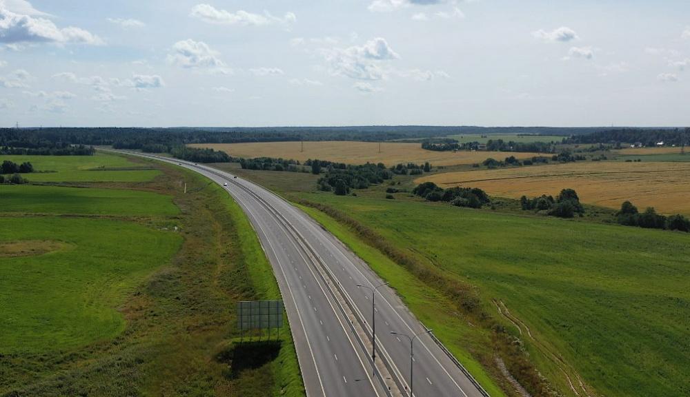 В Ярославской области на трассе М8 появится скоростной участок