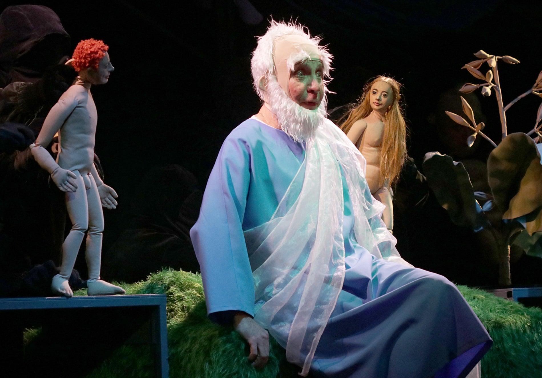 Ярославский театр кукол открыл новый сезон премьерой спектакля для взрослых