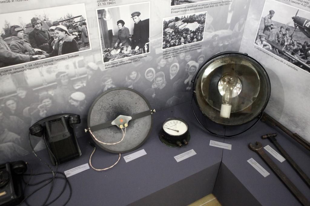 Экспозиция, посвященная 75-летию Победы, открыта в новом культурно-историческом комплексе СЖД