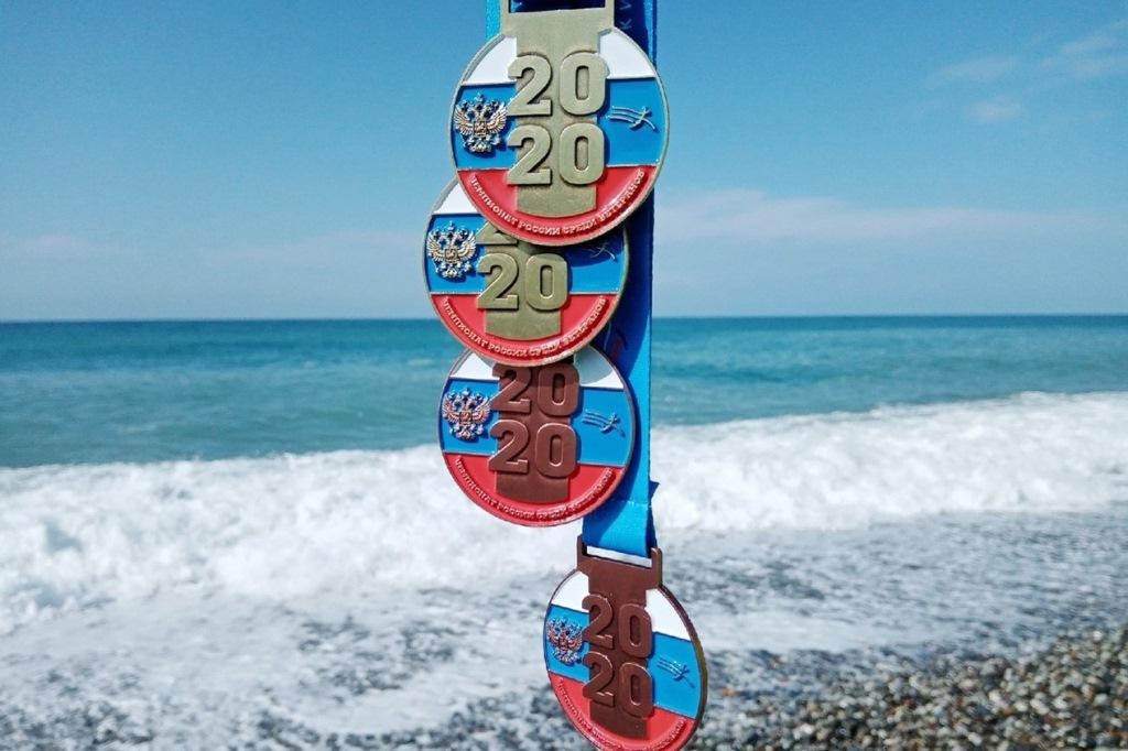 13 медалей привезли с Кубка дружбы рыбинские ветераны-легкоатлеты