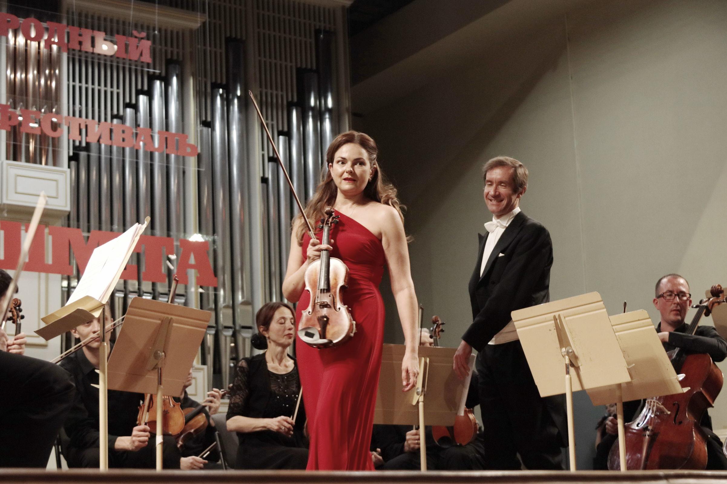Международный музыкальный фестиваль Юрия Башмета проходит в Ярославской области в 12-й раз