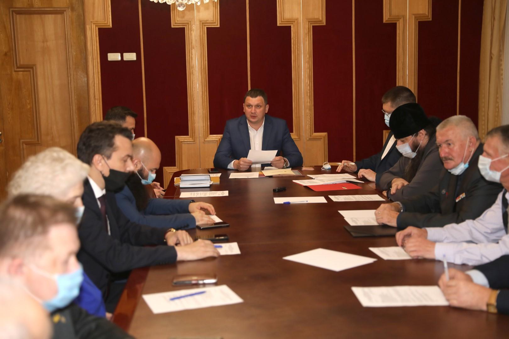 Начал работу пятый состав региональной общественной наблюдательной комиссии