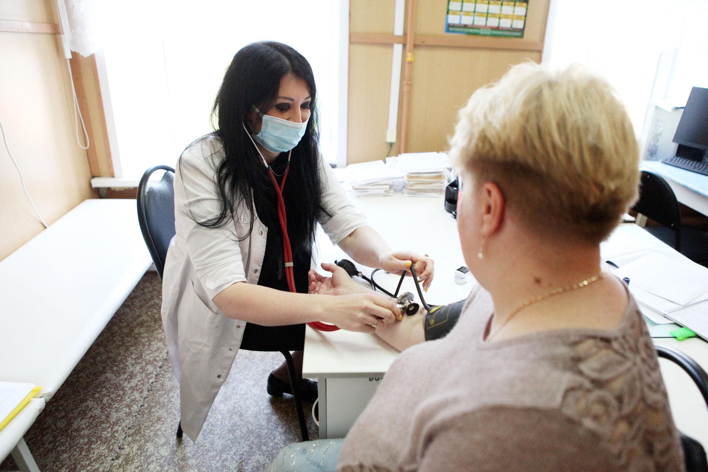 Ярославна рассказала о специфике работы фельдшером в сельской местности