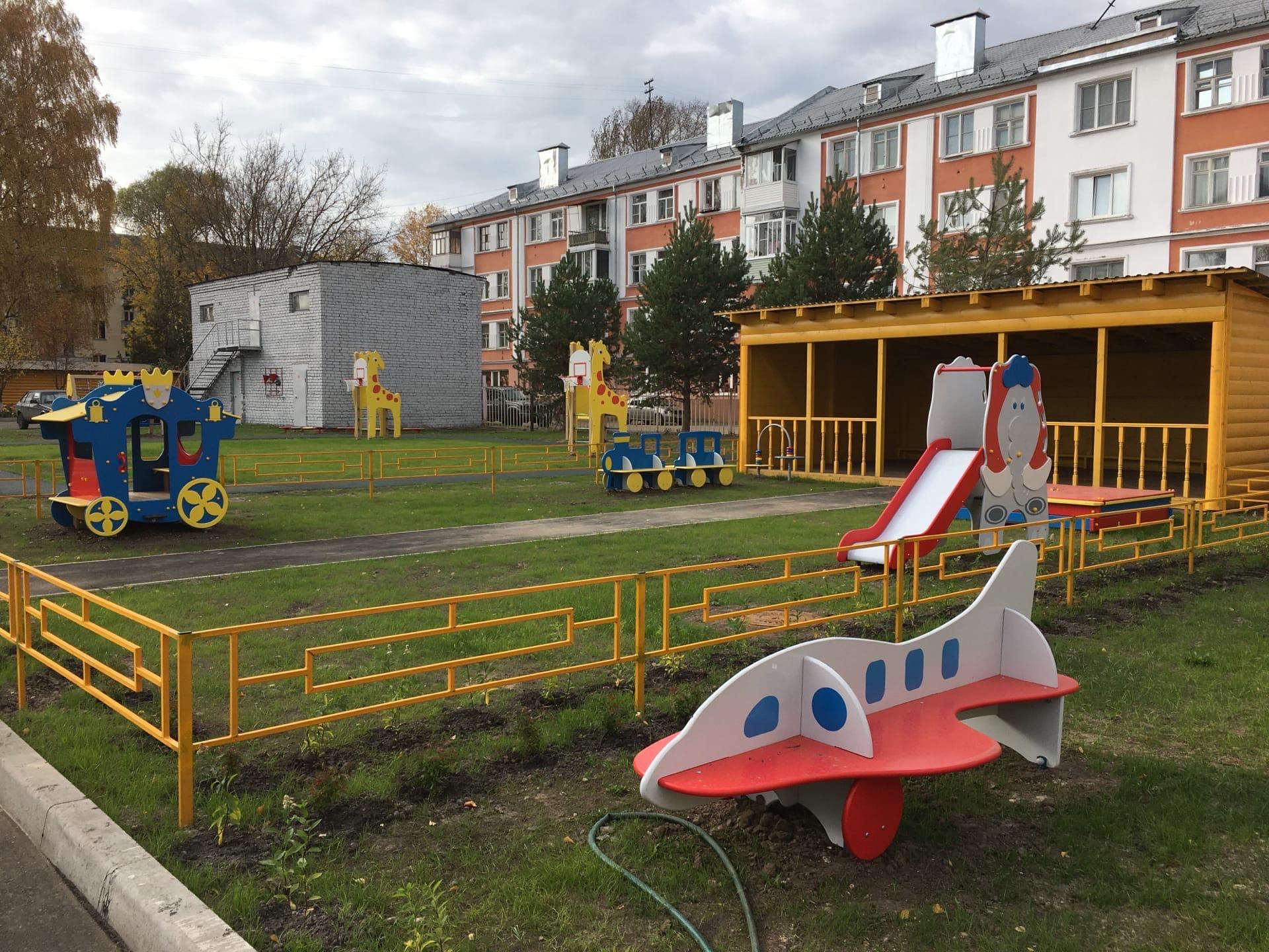 Еще одни новые ясли в Рыбинске в декабре примут первых воспитанников
