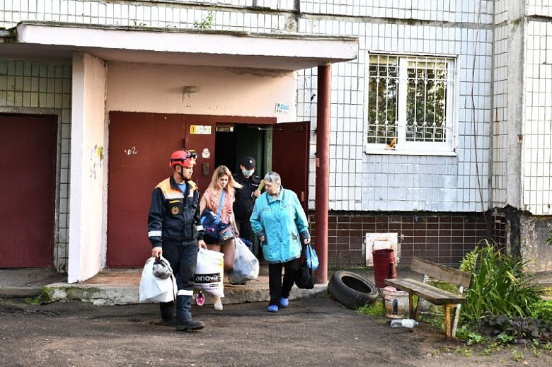 В Ярославле жителям взорвавшегося дома на Батова начали перечислять выплаты