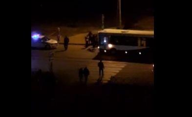 В Ярославле автобус сбил пожилую женщину