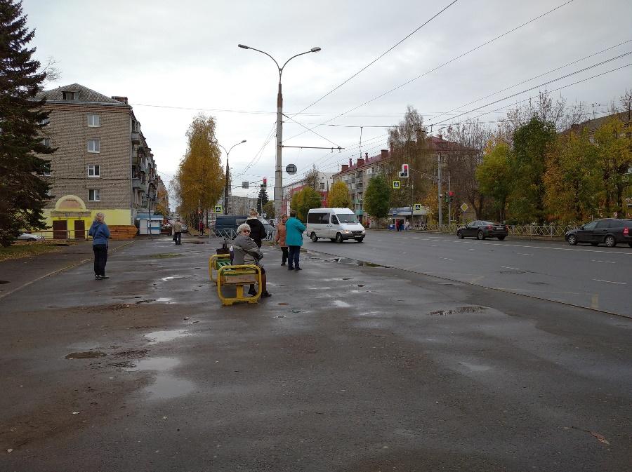 В Рыбинске установят современный остановочный комплекс
