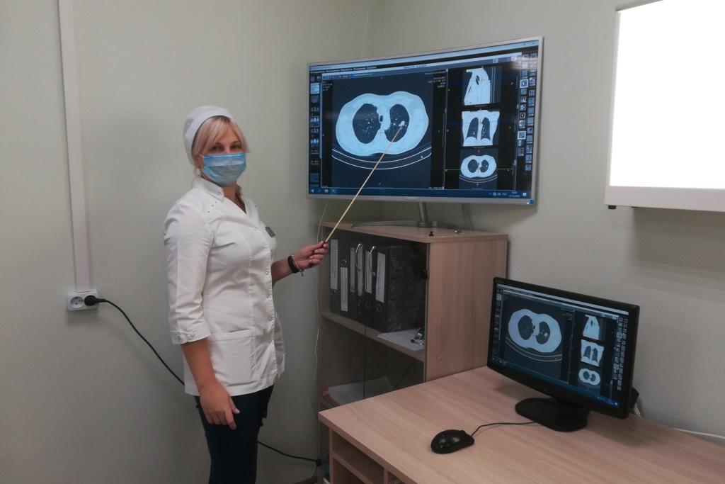 5 молодых фтизиатров трудоустроили в туберкулезное подразделение в Некрасовском районе