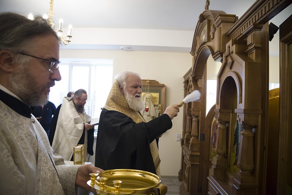 В Ярославской областной клинической больнице появился храм