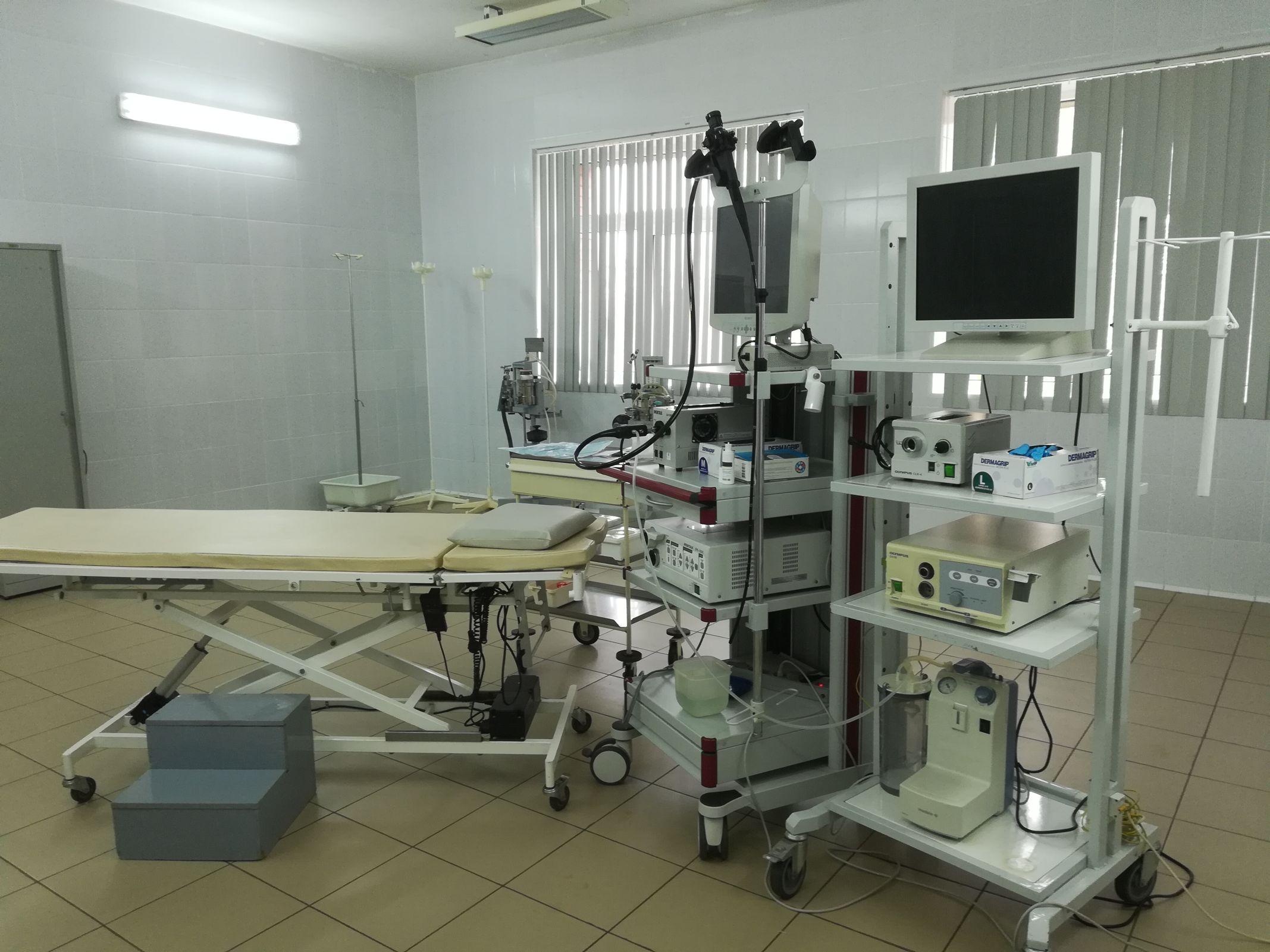 Фиброскоп для исследования желудочно-кишечного тракта у детей закуплен для Центральной больницы Ярославля