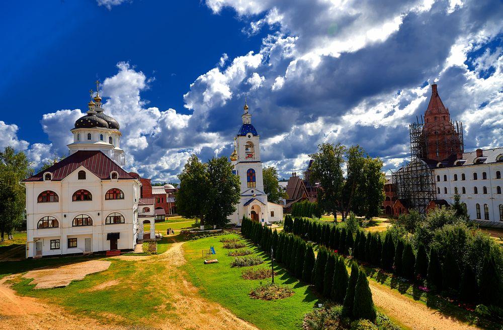Ярэнерго повысит надежность электроснабжения Николо-Сольбинского монастыря