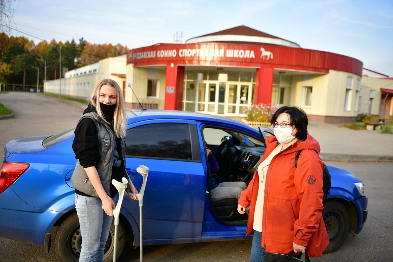 Ярославских автоволонтеров поддержит крупный бизнес