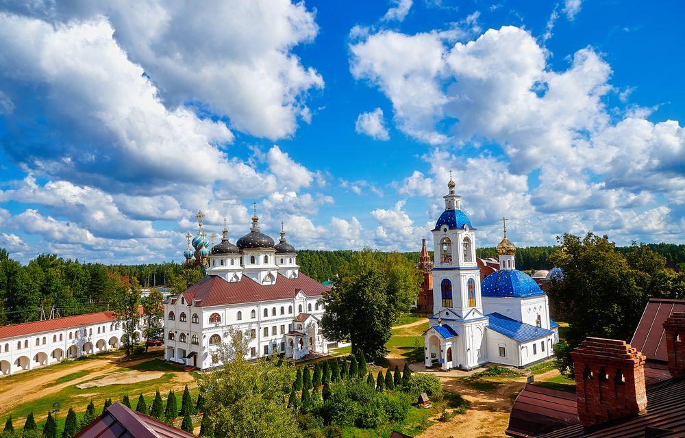 Место, где хочется остаться. Как преобразился Николо-Сольбинский монастырь под Переславлем