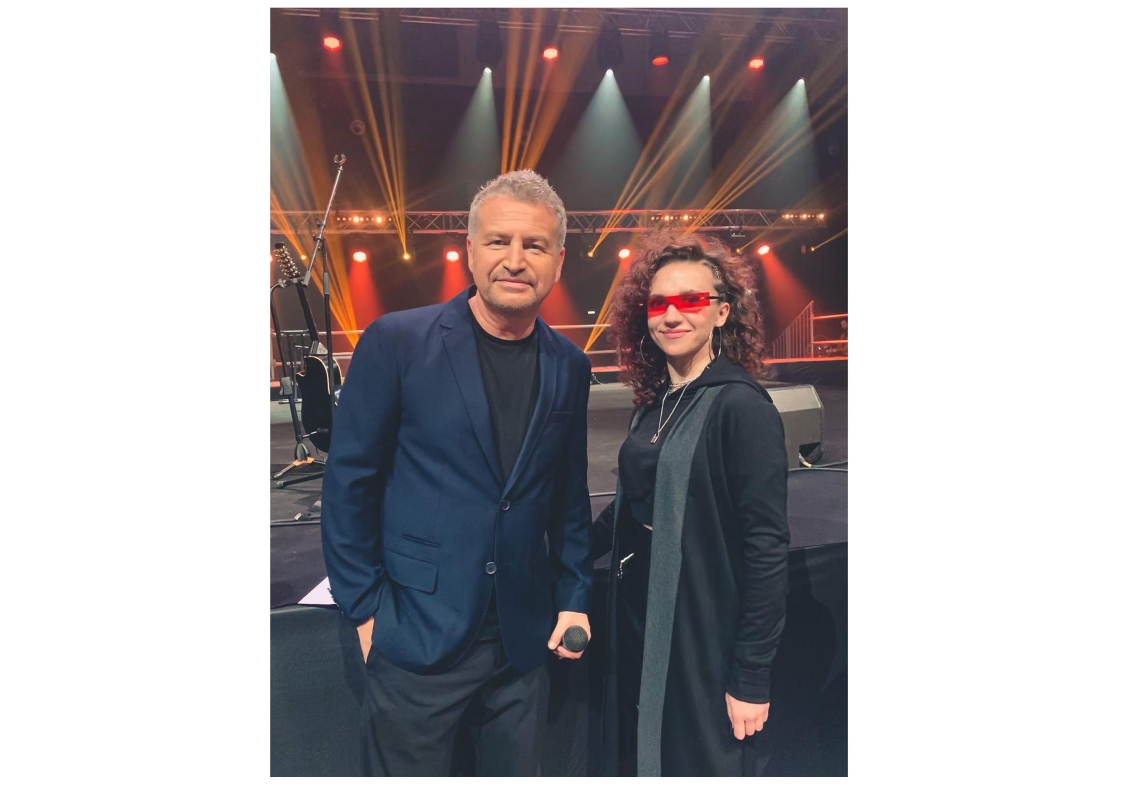 Певица из Рыбинска снялась в клипе Леонида Агутина