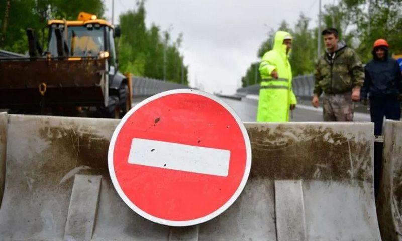 В первой декаде ноября в Ярославле по правой части Добрынинского моста пустят транспорт
