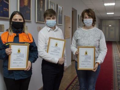 В полиции наградили волонтеров, оказавших содействие в поиске маньяка, убившего двух девочек в Рыбинске