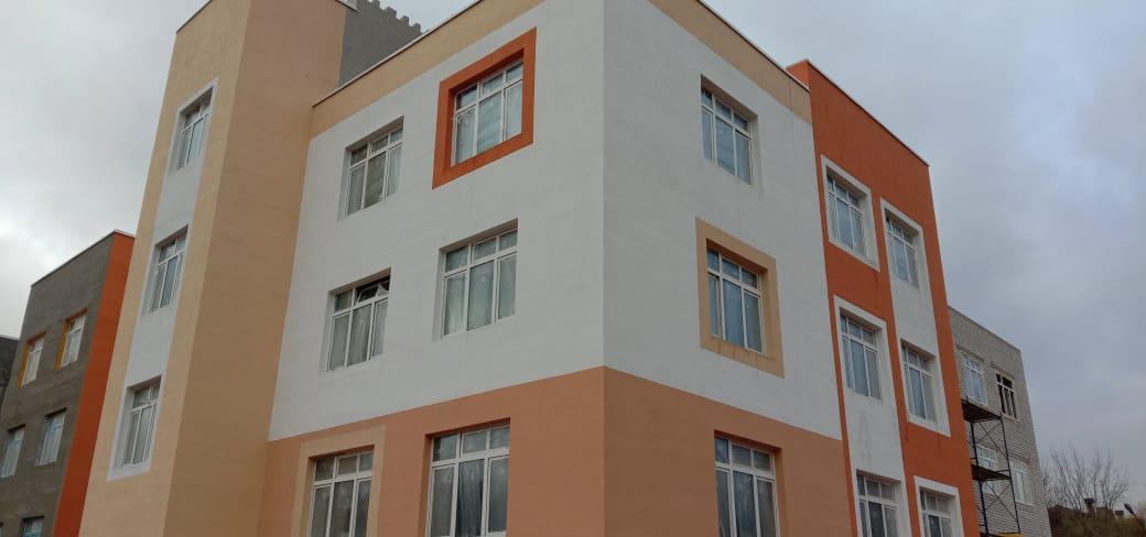 Готовность детского сада на улице Губкина в Ярославле – более 60 процентов