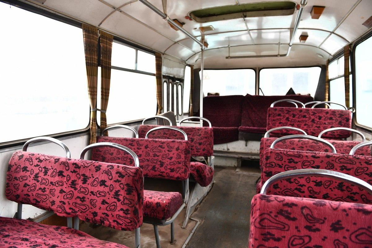 В Ярославль прибыл ретроавтобус