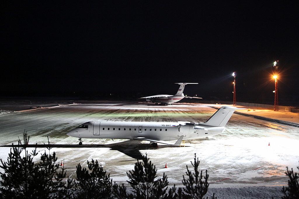Ярославский аэропорт переходит на осенне-зимнее расписание