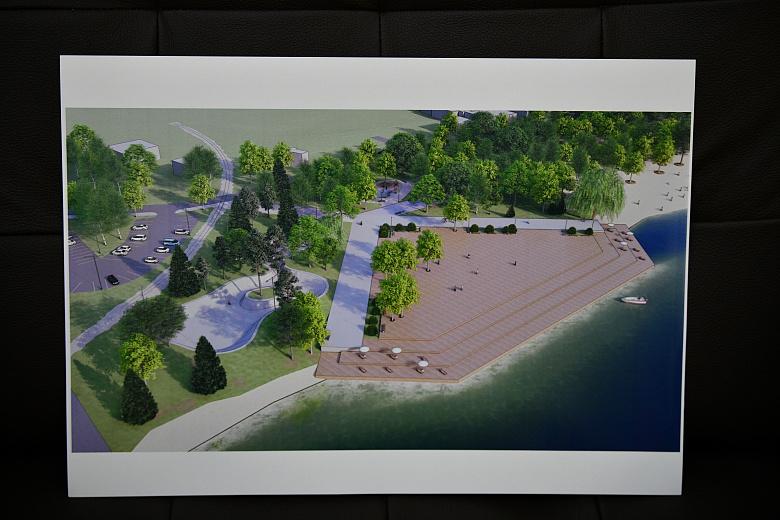 В Ярославле представили проекты благоустройства Тверицкой набережной и «Озерной гривки»