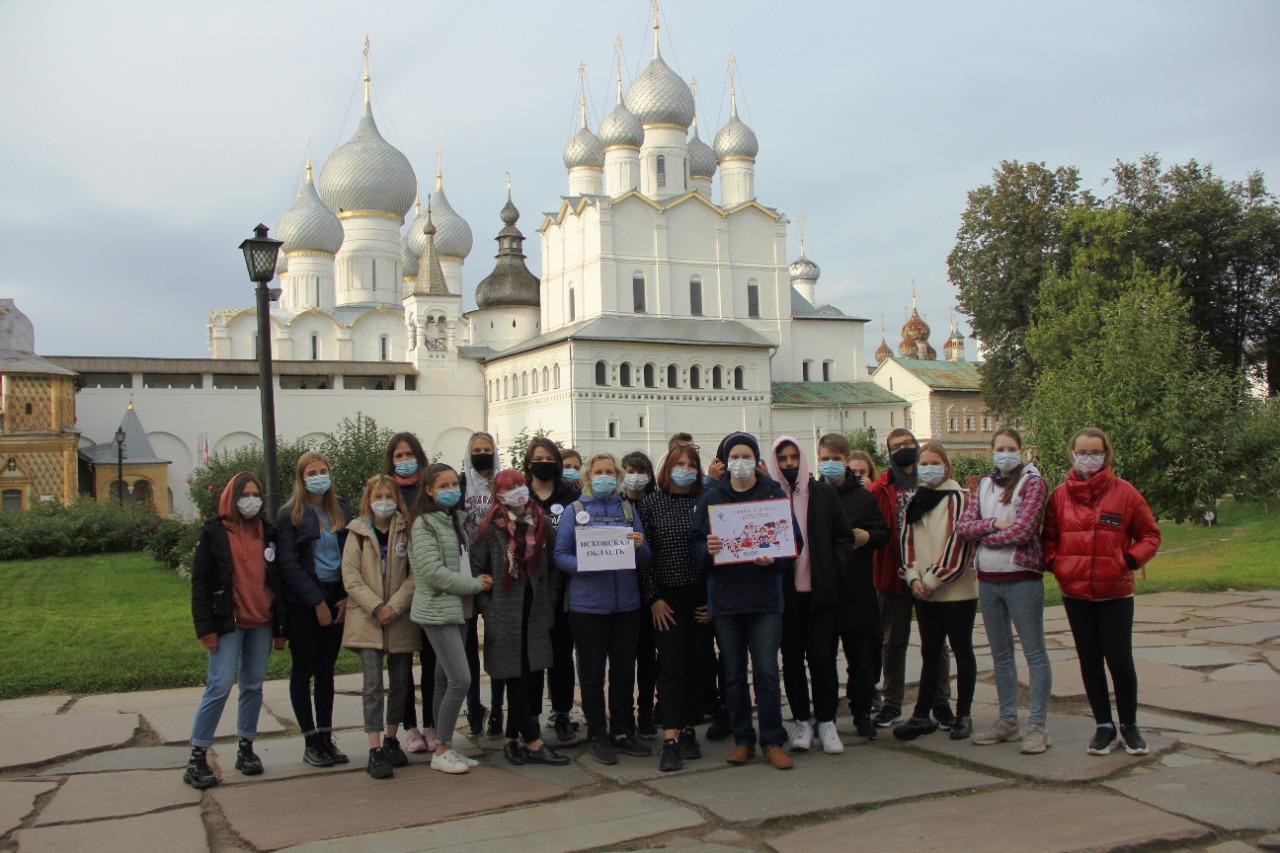 Более трех тысяч российских школьников осенью посетили Ярославскую область в рамках нацпроекта «Культура»