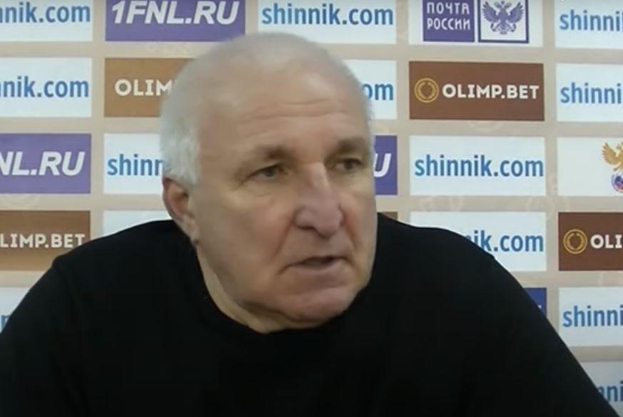 Главный тренер «Шинника» Побегалов подал в отставку