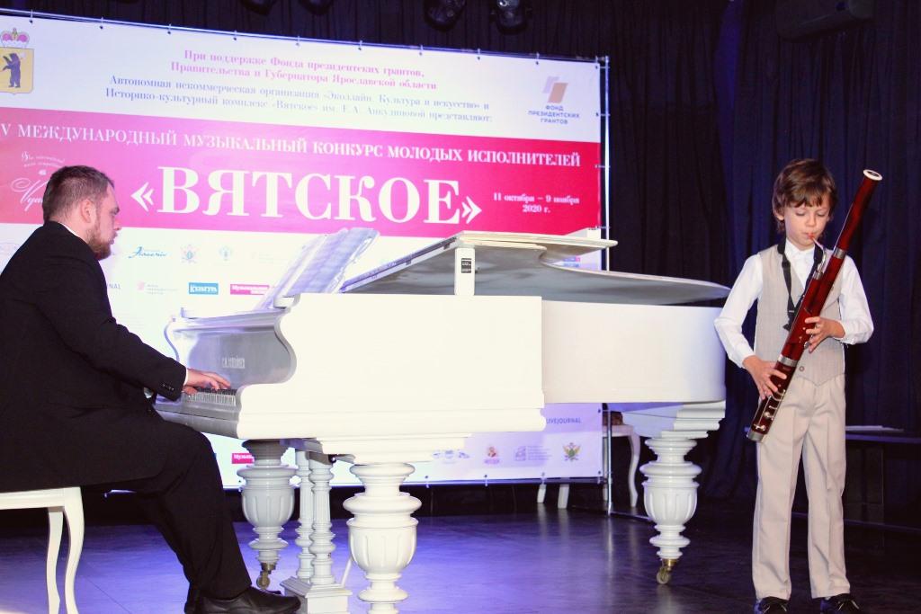 Лучшие молодые пианисты России выступят на IV международном конкурсе «Вятское»