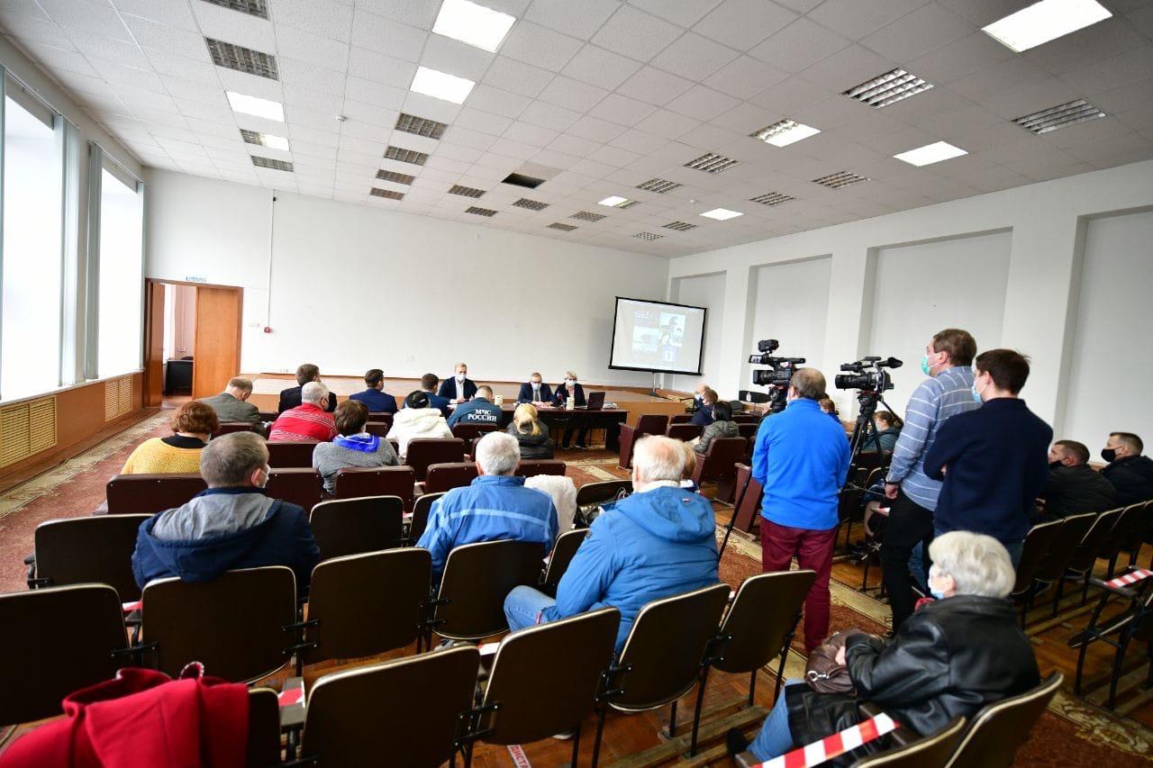 В Ярославле комиссия признала дом на улице Батова непригодным для жизни