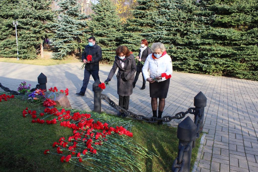Мероприятия в память о жертвах политических репрессий прошли в Ярославской области