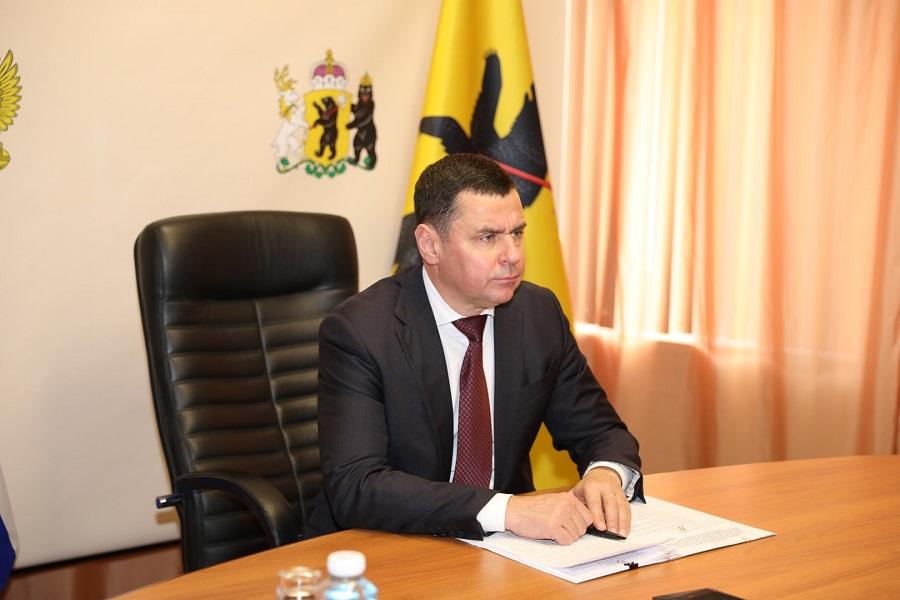 Дмитрий Миронов принял участие в совещании по вопросам достижения национальных целей