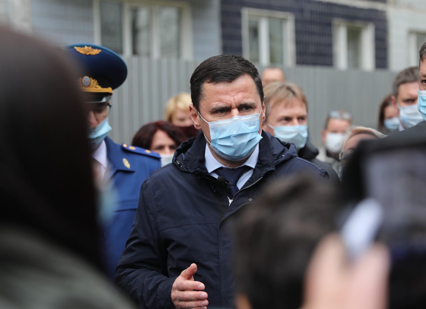 Дмитрий Миронов: из резервного фонда Правительства РФ выделят средства для расселения жильцов дома на Батова