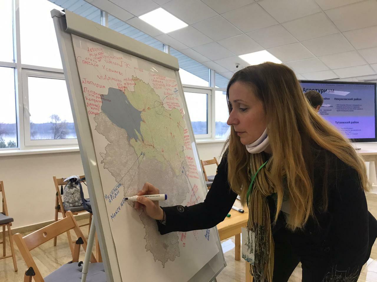 В Ярославской области разрабатывается туристический маршрут «Северная Ярославия»