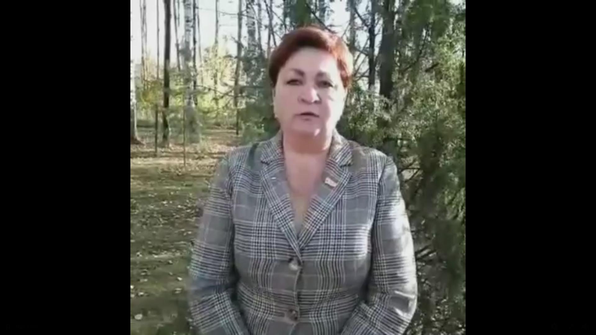 Марина Гришмановская: от нашего единения зависит, в какой стране будут жить наши дети