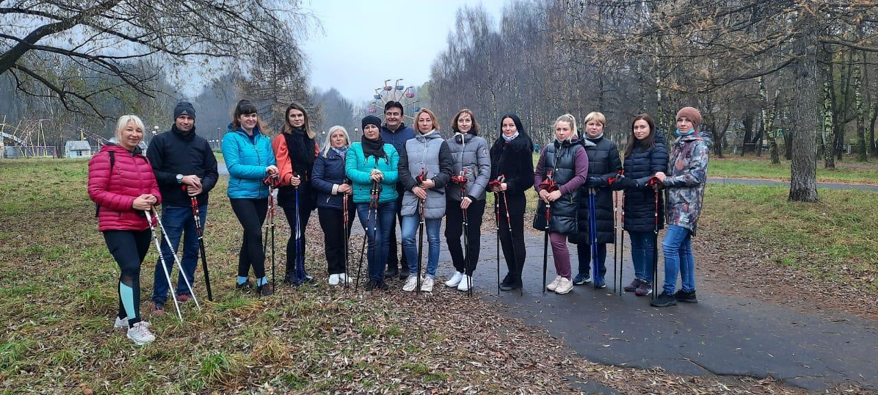 Граждане старше 50 лет могут сдавать норматив ГТО по скандинавской ходьбе