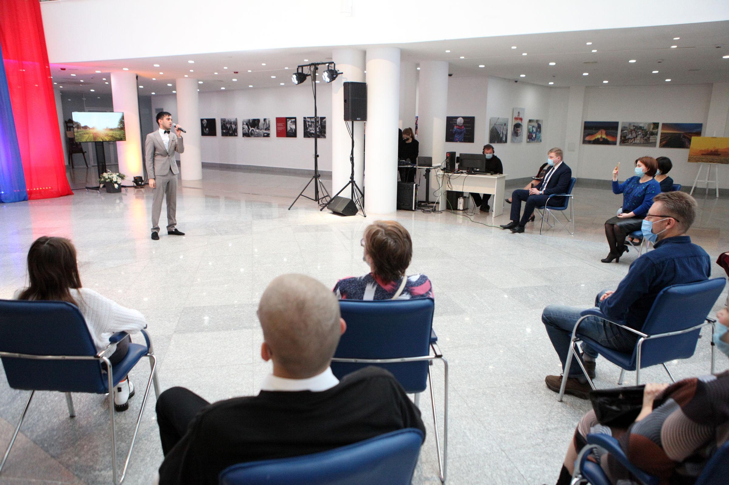 В Ярославле открылась фотовыставка «Россия. Полет через века»