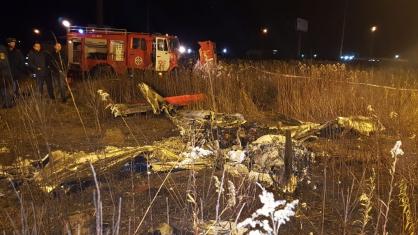 В Подмосковье потерпел крушение летевший в Ярославскую область самолет: погиб известный ведущий