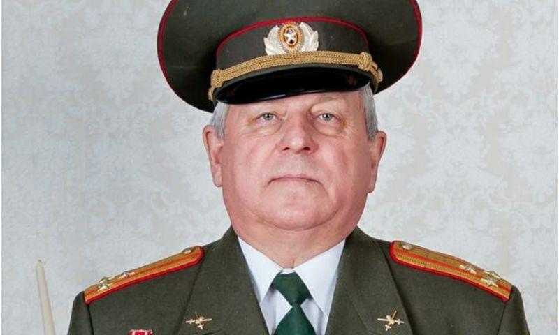 В Ярославле простились с бывшим главным военкомом Дзержинского района