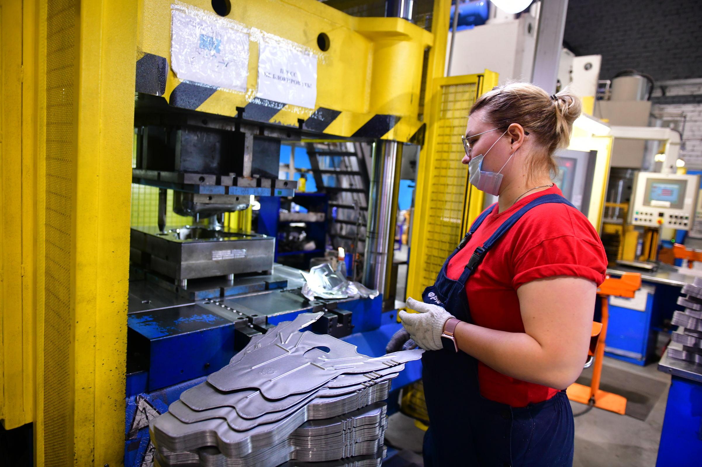 Участие в нацпроекте позволяет предприятиям области повышать производительность труда