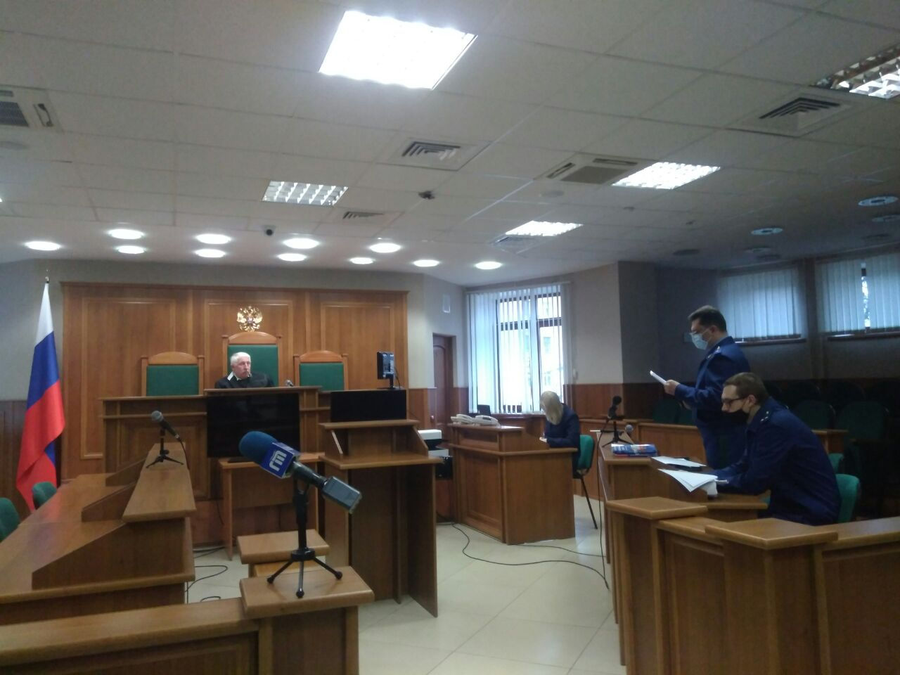 Прокурор попросил дать пожизненный срок виновнику пожара в Ростове, в котором погибли восемь человек