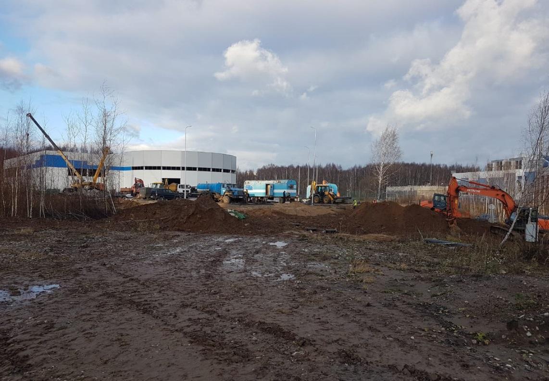По факту размещения строительных отходов на открытом грунте во Фрунзенском районе Ярославля провели проверку