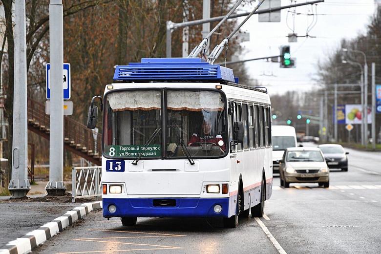 По Тутаевскому шоссе в Ярославле вскоре пустят троллейбусы
