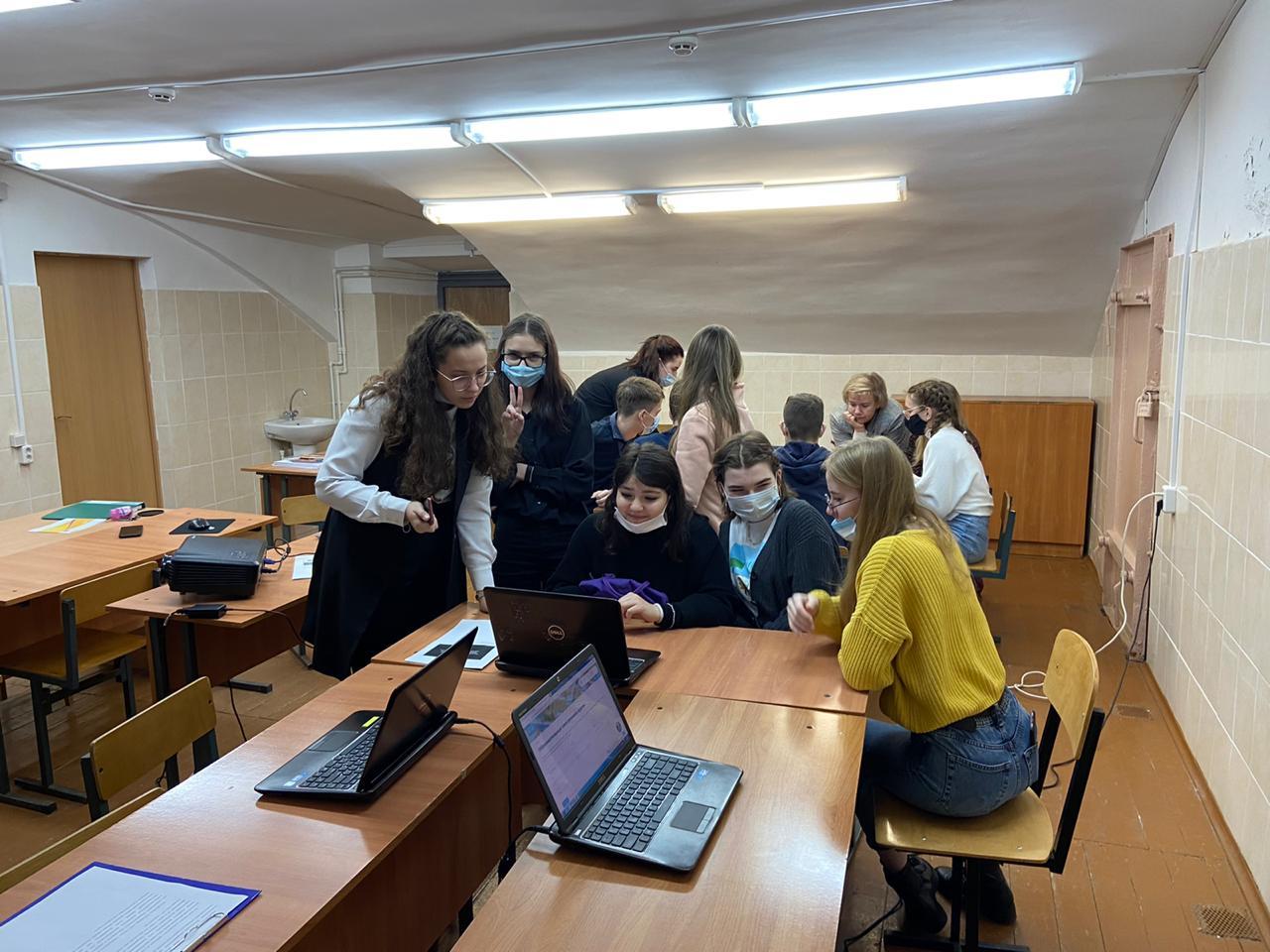 Ярославские студенты отметили Международный день энергосбережения экологической акцией