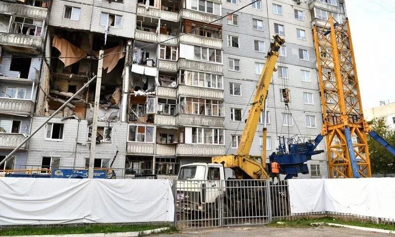 Жильцам дома на Батова в Ярославле, где взорвался газ, предоставят дополнительную соцподдержку
