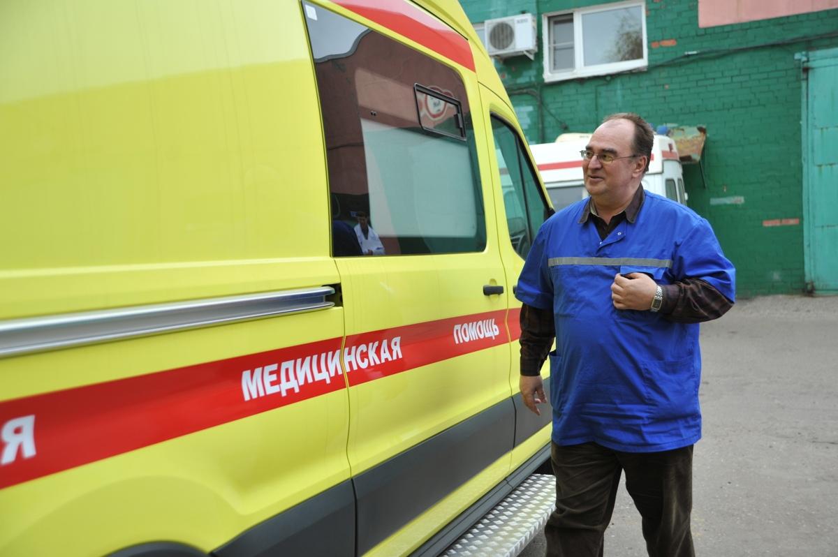 Дмитрий Миронов: в Ярославскую область доставили последнюю партию машин скорой помощи